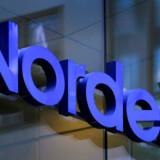 321 millioner kroner i euro og amerikanske dollar blev kanaliseret gennem Nordeas filial for internationale kunder på Vesterbro i København.(Arkivfoto) Pedro Pardo/Ritzau Scanpix