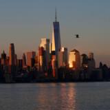 Sidste år fløj 386.851 til New York fra Københavns Lufthaven. Det er 6,2 procent flere end året.