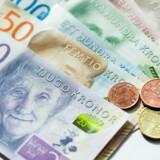 Udkastet til det svenske regeringsgrundlag indeholder bortfald af den svenske topskat.