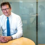 På et år præget af sag om hvidvask er tilfredsheden blandt Danske Banks primære kunder dalet markant. Det ærgrer Thomas Mitchell, chef for privatkunder i Danske Bank.