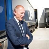 Jens Bjørn Andersen overtog direktørstolen i transportvirksomheden DSV i 2008 og har siden gennemført en stribe opkøb af konkurrerende virksomheder. Onsdag bød topchefen godt 26 milliarder kroner for den schweiziske virksomhed Panalpina.