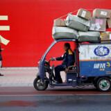 Kina kommer højt på dagsordenen i Davos, blandt andet fordi landet på kort tid har indtaget en ny position i verden med sin ekstremt hurtige fremgang fra et lavtlønsland til at være et teknologisk førende land.