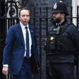 Sundhedsminister Matt Hancock praler med at være verdens største køber af køleskabe. Som en del af Storbritanniens no deal-forberedelser spiller køleskabe til opbevaring af medicin en vigtig rolle – de produceres nemlig ikke indenlandsk.