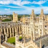 Der vil ikke blive taget imod nye forskningspenge fra Huawei på Oxford Universitet. Arkivfoto: Iris/Ritzau Scanpix