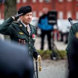 Forsvarschef Bjørn Ingemann Bisserup.