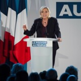 Højrefløjslederen Marine Le Pen retter få måneder inden valget til Europa-Parlamentet i maj hårde anklager mod Frankrigs præsident, Emmanuel Macron. Aachen-aftalen, som Macron sammen med Tysklands kansler, Angela Merkel, underskrev tirsdag, er et »forræderi« mod Frankrig, idet dele af Frankrig kommer under tysk kontrol, lyder det fra Le Pen.