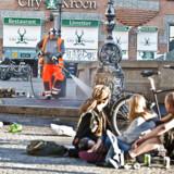 Arkivfoto. Renholdelsen af København er ikke så effektiv, som den kunne være, konkluderer ny rapport, som har fundet effektivitetsbesparelser i Københavns Kommunes Teknik- og Miljøforvaltning for 75 mio. kroner.