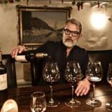 Økonomer er bedre til at bestemme vinens kvalitet og pris end vinguruer som Søren Frank fra Berlingske, hævder økonomer med afsæt i kolde statistiske data. Arkivfoto: Ida Guldbæk Arentsen/Scanpix Ritzau