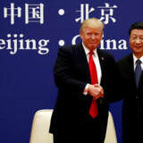 Forholdet mellem USAs præsident, Donald Trump, og Kinas præsident, Xi Jinping, kan blive afgørende for aktiemarkedet den kommende tid. Foto: Damir Sagolj/Reuters/Ritzau Scanpix