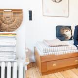 Malene Langholz bor på Frederiksberg og må maksimalt have 40 ting i sit klædeskab -hvilket er blot et af de tiltag, hun har taget for at minimere antallet af ting i sit hjem.