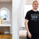 Morten og Maria Storgaard har skabt et liv på få kvadratmeter med smarte løsninger – vi besøger familien i Århus og ser, hvordan liv og hverdag bliver lettere med mindre.Fotograferet i Aarhus, tirsdag den 22. januar 2019.