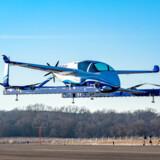Boeings »flyvende bil« fik luft under vingerne for første gang denne uge.