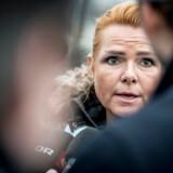 Arkivfoto. Den første store kortlægning af salafistiske og salafistiske jihadistiske miljøer i Danmark bliver nu iværksat. »Vi ved ganske enkelt ikke nok,« siger udlændinge- og integrationsminister Inger Støjberg (V).