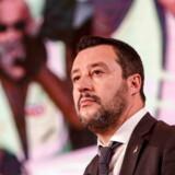 Matteo Salvinis modstand mod EU og indvandring har gjort ham til en af Italiens mest populære politikere.