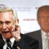 Roger Stone har siden præsident Nixon været rejsende i beskidte tricks - og ulovligheder - for republikanske politikere og præsidenter. Og han har haft et livslangt venskab og samarbejde med Donald Trump.