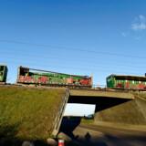 Låsen virkede ikke på den godsvogn, der var involveret i togulykken 2. januar på Storebæltsbroen. Det bekræfter Havarikommissionen over for Berlingske.