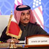 Mohammed bin Abdulrahman Al Thani, bestyrelsesformand for Qatar Investment Authority. Han har tidligere sagt, at Deutsche Bank er blandt de tyske virksomheder, han overvejer at investere i.