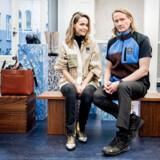 Ganni er den største danske modesucces i nyere dansk tid. Men parret bag, Ditte og Nikolaj Reffstrup, vil faktisk helst holde sig under radaren og undgå såvel hipsterfester som Instagram og modebranchens sladder.