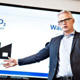 (Arkivfoto) Grundfos topchef Mads Nipper leder efter egnede opkøbsemner. Mens han venter på, at den rette virksomhed dukker op, træner pumpekoncernens topledelse opkøbsscenarier i et online simuleringsspil fra dansk opstartsvirksomhed. Foto: Henning Bagger/Scanpix 2018