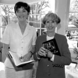Jane Aamund og Lise Nørgaard blev både kolleger og veninder, da de i 80erne var journalister på Berlingske Tidende.