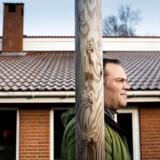Søren Wamsler har selv insisteret på at betale ejendomsskat af sit hus. Men Skat har aldrig opkrævet pengene.