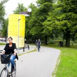 Den grønne cykelkile fra Nørrebro til Frederiksberg.