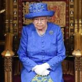 Britiske myndigher har en plan for, hvordan man vil evakuere den royale familie til et hemmeligt sted, hvis der skulle opstå uroligheder i kølvandet på et scenarie, hvor Storbritannien forlader EU uden en aftale. (Photo by Carl Court / POOL / AFP)