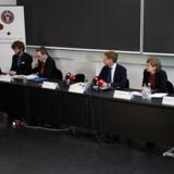 Udredningen om Danmarks krigsdeltagelse blev præsenteret på Københavns Universitet tirsdag.