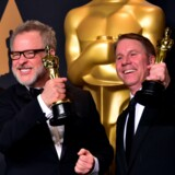 Rich Moore (t.v.) og Clark Spencer vandt i 2017 en Oscar for deres animationsfilm »Zootropolis«.
