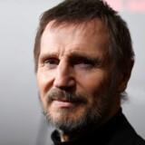 Liam Neeson til New York-premieren på filmen »The Commuter« i januar, 2018.