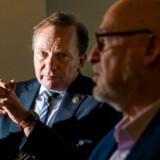Stef Hesselink, CEO, Bios-groep (tv.) og Aad Romijn, COO, Bios-groep.