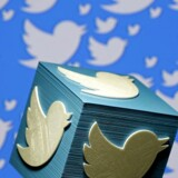Twitter halter langt efter sin meget større konkurrent, Facebook. Arkivfoto. Dado Ruvic, Reuters/Ritzau Scanpix
