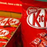 KitKat-producenten Nestle er blandt de europæiske virksomheder, der kommer med regnskab i næste uge. Arkivfoto: Denis Balibouse/Reuters/Ritzau Scanpix