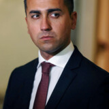 Foto af den italienske vicepremierminister Luigi Di Maio.