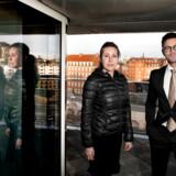 Nustay.com har bestyrelsesdronningen Lone Fønss Schrøder som bestyrelsesformand og virksomhedensstifter, Mathias Lundøe Nielsen, som administrerende direktør.