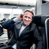 SAS-direktør Lars Sandahl Sørensen erkender, at selskabet har et ansvar for at reducere CO2-udledningen. Og han vil gerne positionere SAS som et af de mest ambitiøse selskaber i verden.