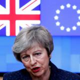 Ifølge flere embedsmænd bliver det stadig mere sandsynligt, at Theresa Mays skilsmisseaftale først bliver sendt til afstemning i Underhuset lige inden udmeldelsesfristen.