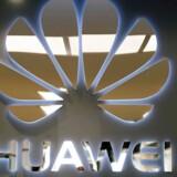 Situationen om sikkerheden i forbindelse med den kinesiske mobilgigant Huawei er stadig helt uafklaret. Arkivfoto: Juan Medina, Reuters/Ritzau Scanpix
