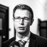 Finansordfører Benny Engelbrecht (S) påpeger, at det ikke er Socialdemokratiets forslag, som DI har regnet på.