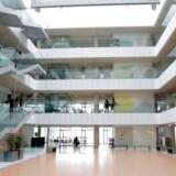 DR udlejer nu 8.400 kvm fordelt på fire etager i DR Byen, som sammenlagt inklusiv kældre er på 131.000 kvm.