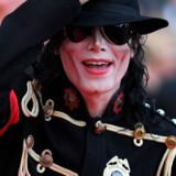 Foto af Michael Jackson.