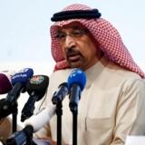Den saudiske olieminister Khalid al-Falih har indtil videre haft succes med at begrænse OPECs produktion af råolie, og præsident Donald Trump holder et vågent øje med ham.