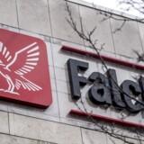 Falck skal fra juni køre årligt 330.000 patienter til og fra hospitaler i London. Arkivfoto: Mads Claus Rasmussen, Ritzau Scanpix