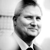 Per Kogut, som er adm. direktør i IT-virksomheden NNIT: »Ansvaret for, at vi ikke bringer os i en situation, hvor vi kommer galt af sted, hviler på mig.«