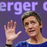 Margrethe Vestager har i spidsen for EU-Kommissionen sat en stopper for en større togfusion. Christian Schultz, formand for Konkurrencerådet, og Jakob Hald, direktør i Konkurrence- og Forbrugerstyrelsen, bakker op om Vestagers belutning.