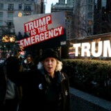 USAs præsident Donald Trump har fredag erklæret undtagelsestilstand for at kunne finde midler til at bygge en grænsemur mellem USA og Mexico. Flere af de største amerikanske aviser kritiserer præsidenten.