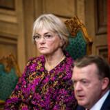 En klage over Ekstra Bladet har nu ført til en ophedet diskussion mellem avisens chefredaktør Poul Madsen og Folketingets formand, Pia Kjærsgaard (DF).