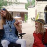 Sarah Juel Werner spiller i Doggystyle den handicappede Ida, der er søster til hovedpersonen Asta, spillet af Rosemarie Mosbæk.