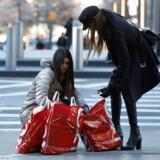 Arkivfoto: Black Friday har sat sig på tronen over bedstbetalende handelsdage i Danmark.