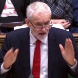 Arkiv. Labours partileder Jeremy Corbyn.